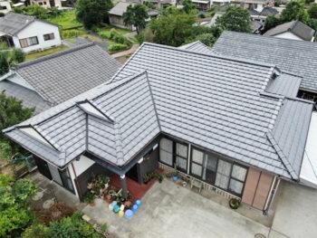 指宿市 A様邸 葺き替え工事事例