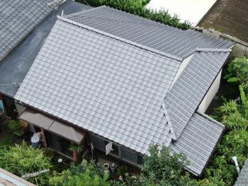 指宿市 N様邸 葺き替え工事事例