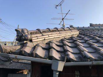 指宿市 宮ヶ浜 N様邸 屋根修理工事事例